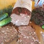 Печеночный хлебец