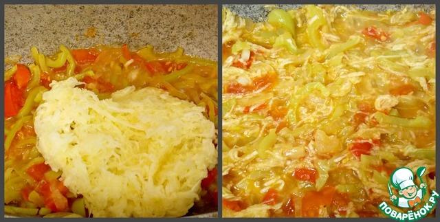 сливочный рис в духовке рецепт с фото