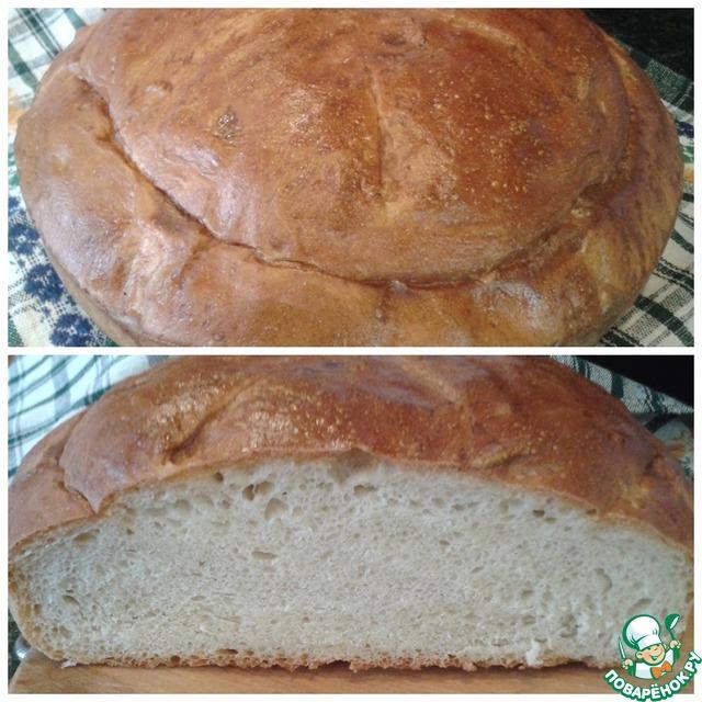 Как испечь хлеб в домашних условиях легкий 181