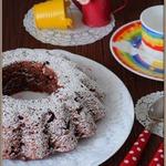 """Вишнево-шоколадный кекс """"Гармония"""""""