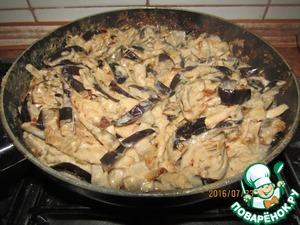 рецепт синенькие как грибы с фото