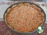 Пирог с грушами и сливочно-заварным кремом ингредиенты