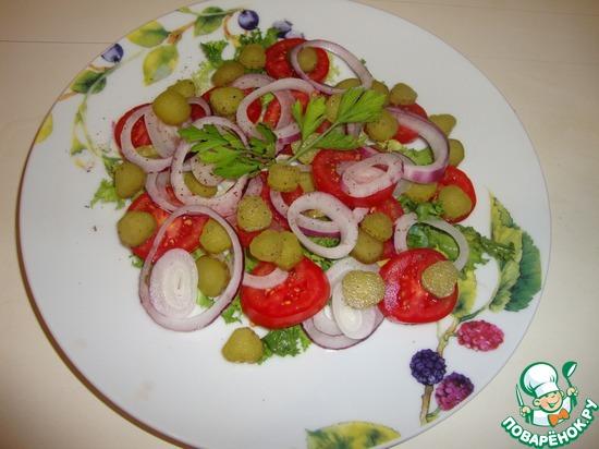 Кулинария салаты и блюди с фотографии