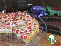 Наивкуснейший вишнёвый пирог ингредиенты