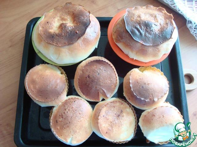 Выпрыгивающие булочки рецепты с фото