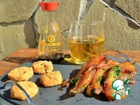 Куриные чипсы к пиву ингредиенты