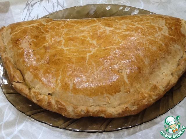 Пресный пирог