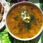 рецепт фарша курицы и говядины рецепт фрикаделек суп