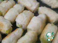 "Салат из баклажан и рулетики ""Восток"" ингредиенты"