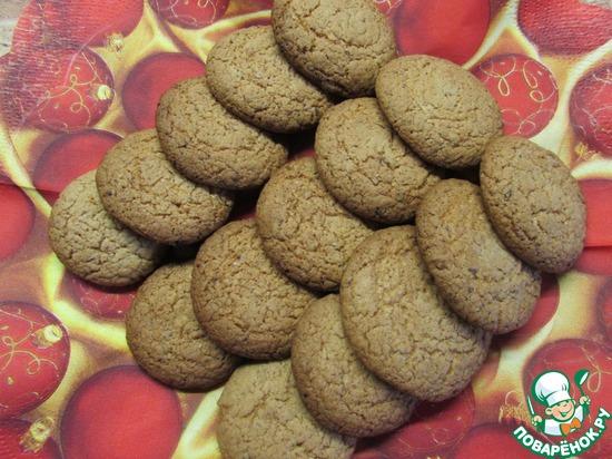 Настоящее овсяное печенье рецепт по госту