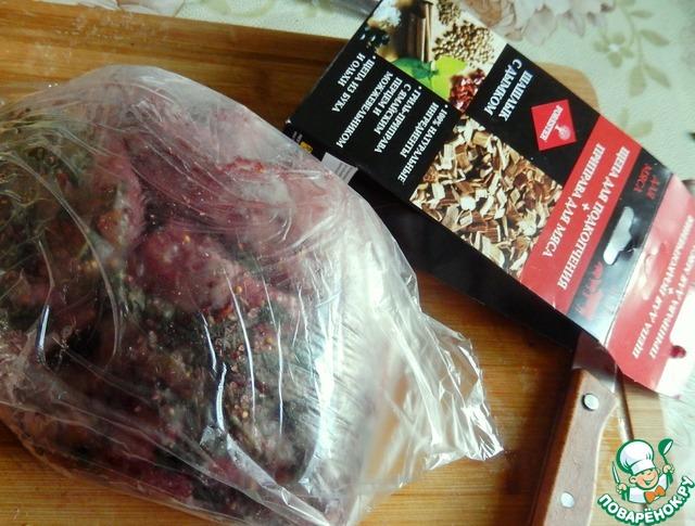 Ребрышки-гриль свиные в духовке - рецепт с фото на Повар.ру