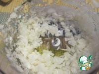 Лепешки с подкопченной курицей ингредиенты