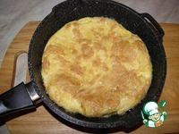"""Куриный суп с яичными блинчиками """"Моментальный"""" ингредиенты"""