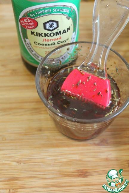 Рецепт салата из рукколы с семгой