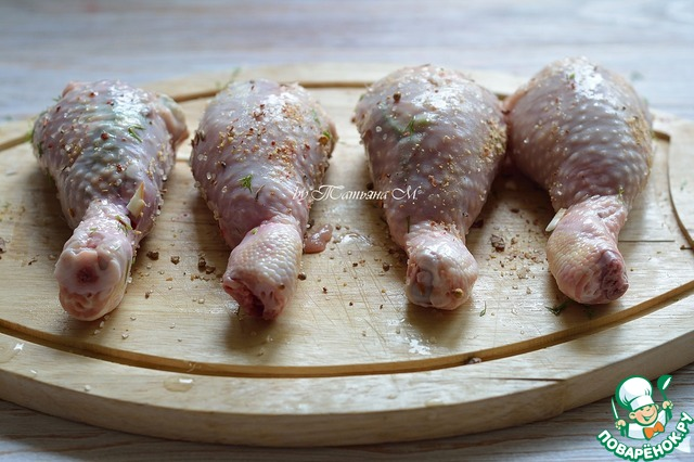 фаршированные голени рецепт с фото