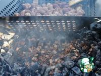 Куриные сердечки по-японски ингредиенты