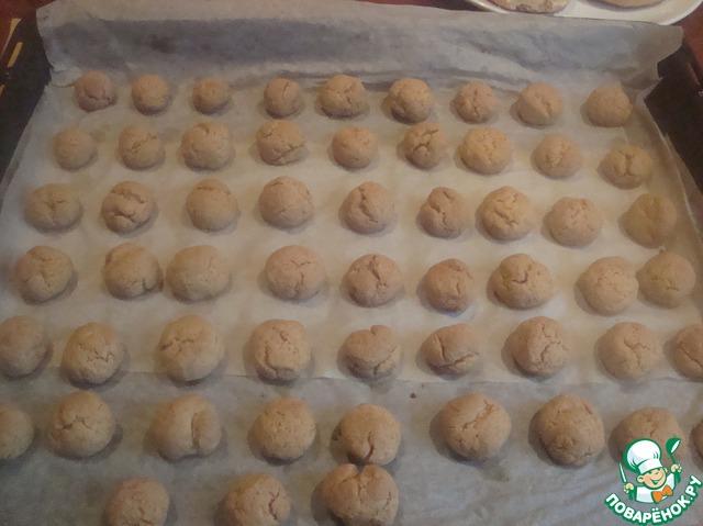 Медовик шариками рецепт с фото