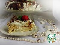 """Торт для любимого """"Дамские пальчики"""" ингредиенты"""
