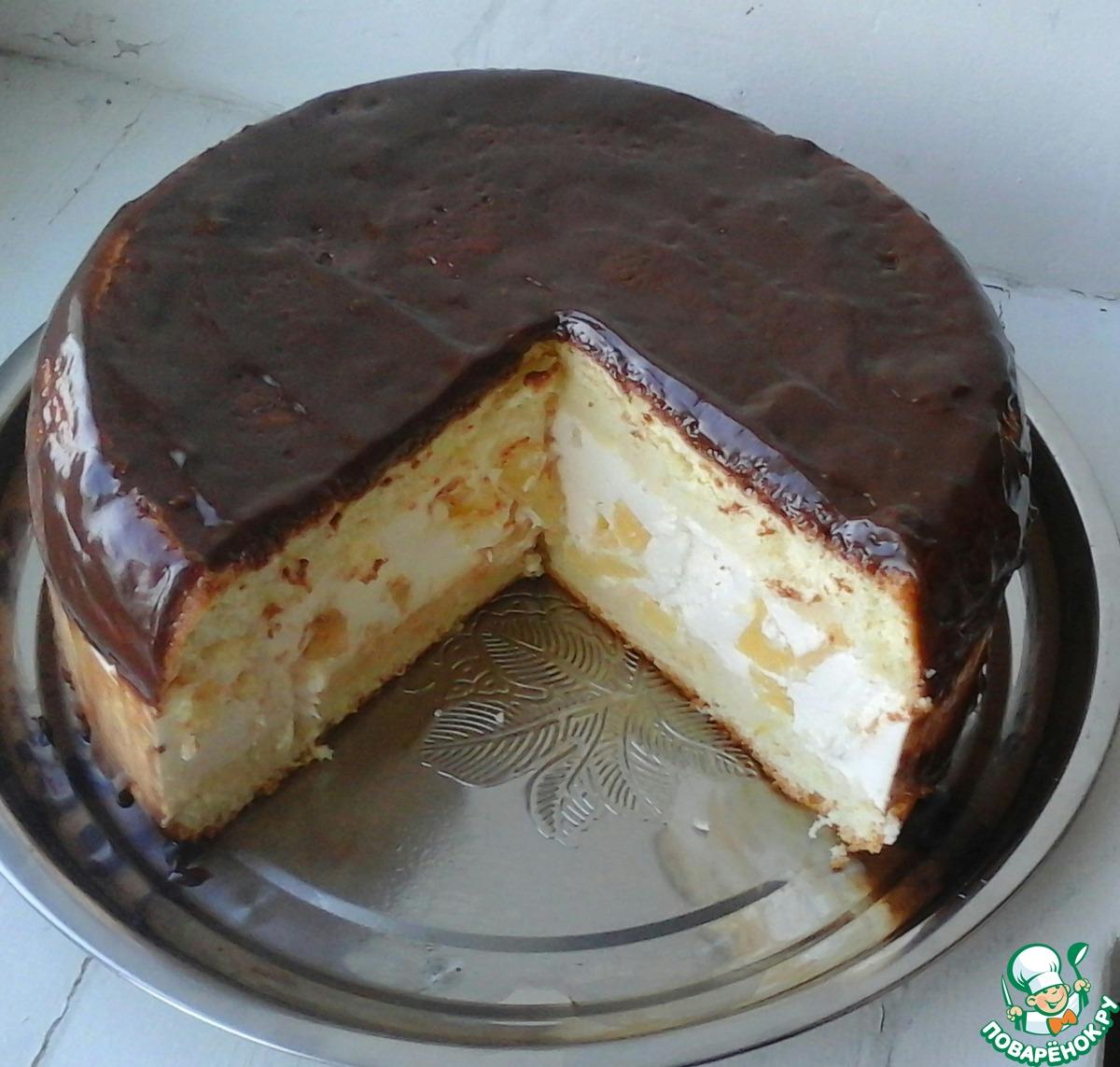 Рецепты простых творожных тортов 75