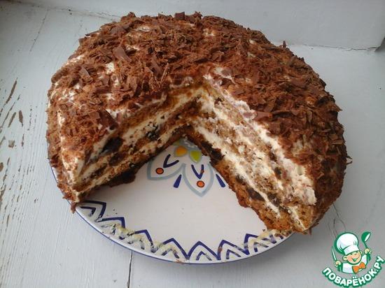 Рецепт торта жозефина с фото