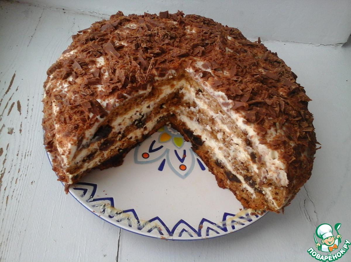 Торт жозефина рецепт с фото