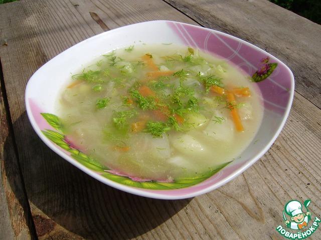 рецепт польский суп гуляш рецепт