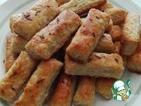 Пальчики картофельные ингредиенты