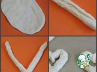 Булочки-сердечки со сметаной и клубникой ингредиенты