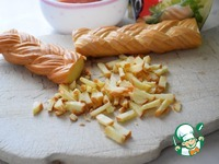 """Салат """"Колдунья"""" ингредиенты"""