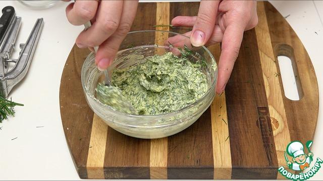чесночные булочки в духовке рецепт