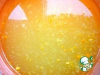 Цитрусовый напиток-конструктор ингредиенты