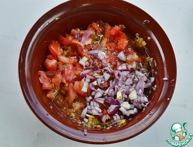 Икра из баклажанов запеченные в духовке рецепт