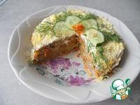Печеночный торт ингредиенты