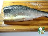 """Малосольная красная рыба """"Бюджетная"""" ингредиенты"""