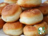 Пончики особенные ингредиенты