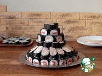 Суши-торт ингредиенты