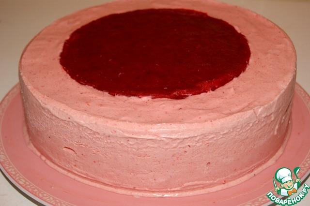 Торт-парфе фото