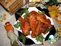 """Куриные крылья """"Домашний пикник"""" ингредиенты"""