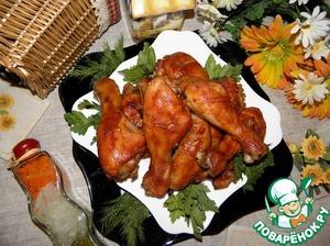 """Куриные крылья """"Домашний пикник"""""""