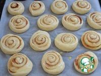 Ароматные булочки с корицей ингредиенты