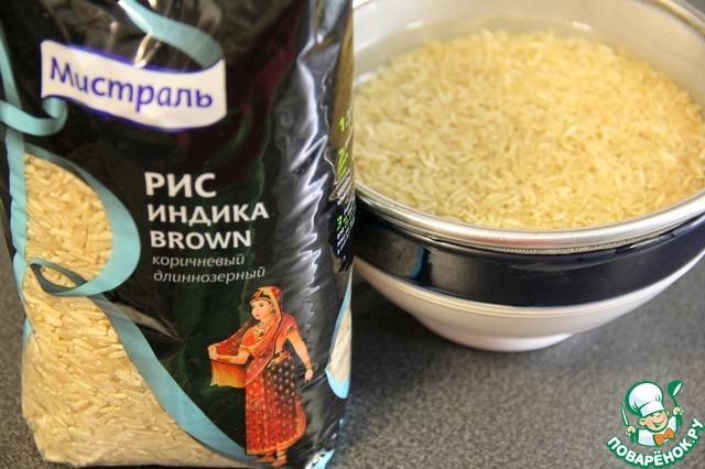 для чего замачивать рис в соленой воде
