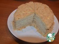 """Торт """"Сметанник на сковороде"""" ингредиенты"""