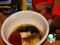 Курица в азиатском стиле ингредиенты
