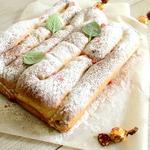 Пирог «Карамельный лабиринт»
