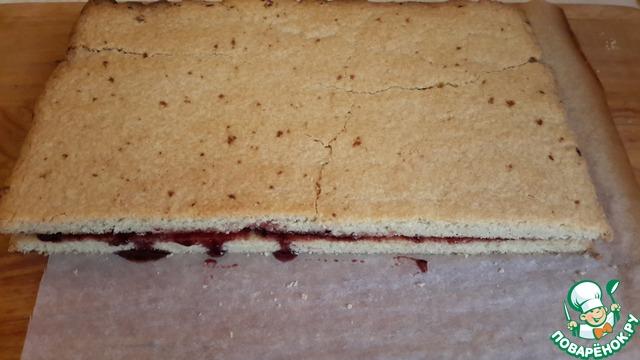 Алексадровское тесто на поваренок