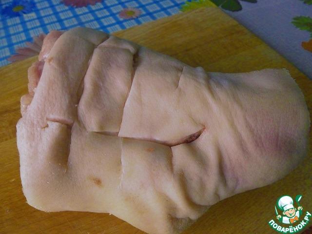 Как сделать мяса с корочками