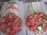 """Торт """"Букет роз"""" ингредиенты"""