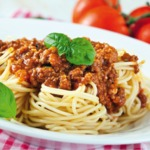 """Спагетти """"Болонезе"""""""