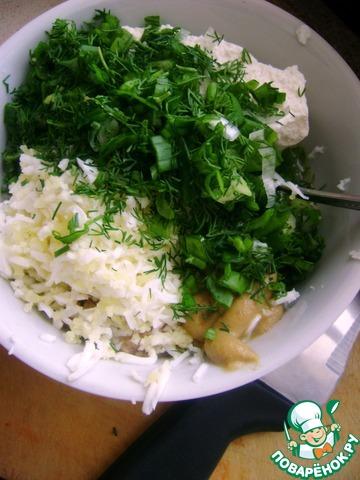 как приготовить блинчики для салата рецепт
