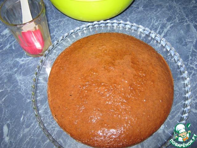 Рецепты торта панчо пошаговый рецепт с